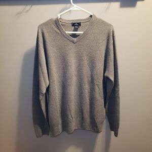 Dockers gray sweater